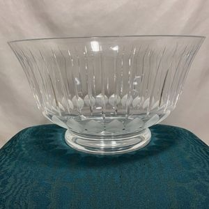 Cartier La Maison du Shogun Crystal Bowl